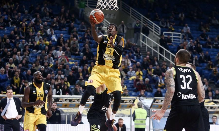 Στην κορυφαία 5αδα του Basketball Champions League o Χάρις