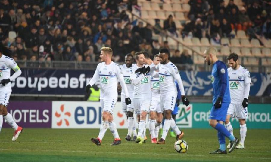 Στη Στρασμπούργκ το τελευταίο εισιτήριο για τους «8» του Κυπέλλου Γαλλίας