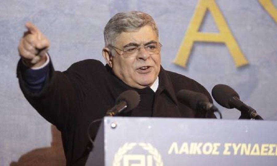 Ποινή φυλάκισης 8 μηνών με αναστολή στον Νίκο Μιχαλολιάκο για «εμπρηστική» ομιλία του