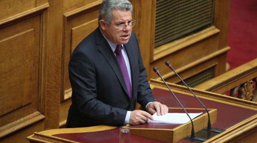 Γιώργος Βλάχος (ΝΔ): Να παραιτηθεί ο Άδωνις από αντιπρόεδρος