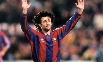 Ο Χοσέ Μάρι Μπακέρο σημείωσε το σημαντικότερο γκολ στην ιστορία της Μπαρτσελόνα