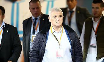 Mελισσανίδης: «Ο Γραμμένος μου είπε ότι ο τελικός θα γίνει στο ΟΑΚΑ»