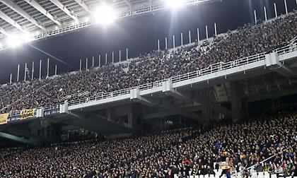 «Εξαφανίζονται» τα εισιτήρια της ΑΕΚ με Ντιναμό