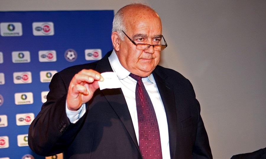 Γαβριηλίδης: «Είναι ξεκάθαρο ότι ο τελικός θα γίνει στο ΟΑΚΑ»