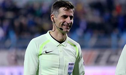 «Σφυρίζει» Europa League ο Σιδηρόπουλος
