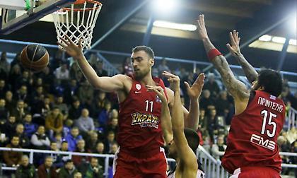 Μιλουτίνοφ: «Μόνο η νίκη μετράει, συγχαρητήρια στα Τρίκαλα»