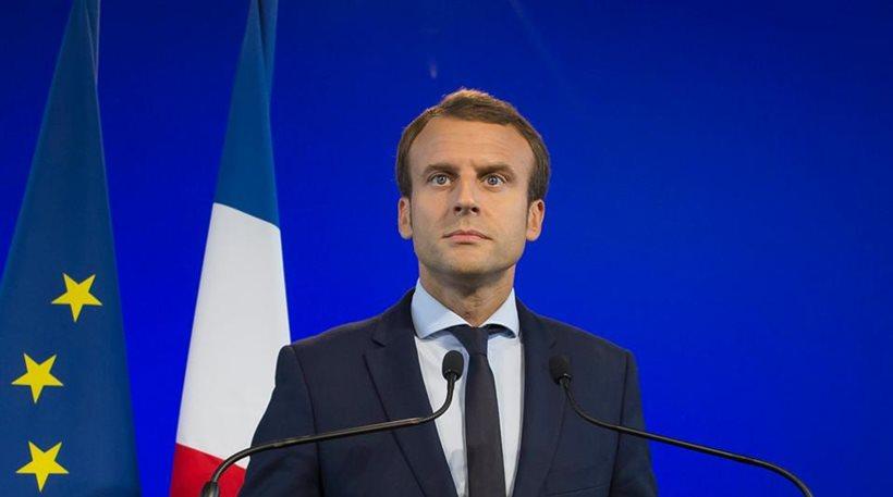 Μακρόν: Η Γαλλία θα βομβαρδίσει τη Συρία αν αποδειχθεί η χρήση χημικών όπλων