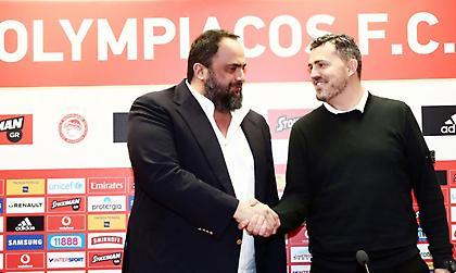 Ο Μαρινάκης δίνει τα κλειδιά στον Γκαρθία - Οι πρώτες σκέψεις για την επόμενη σεζόν