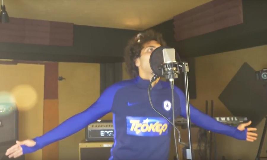 Τα… καψουροτράγουδα των αθλητών για του Αγίου Βαλεντίνου (video)