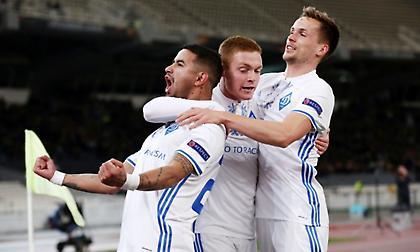 LIVE: ΑΕΚ-Ντιναμό Κιέβου 1-1
