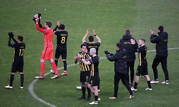 Έπιασε τον Αστέρα Τρίπολης στην βαθμολογία της UEFA η ΑΕΚ