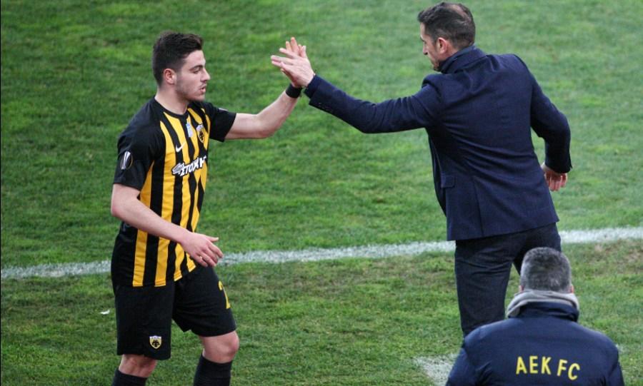 Γαλανόπουλος: «Δεχτήκαμε γκολ στη μοναδική φάση της Ντιναμό»