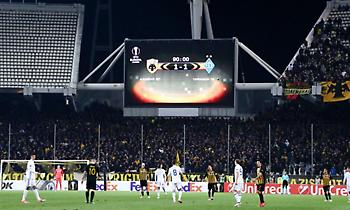 Κινδυνεύει με πρόστιμο από την UEFA η ΑΕΚ