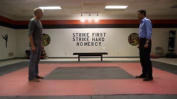Ανατριχίλες: Οι πρωταγωνιστές του Karate Kid ξανά αντιμέτωποι στο Cobra Kai!