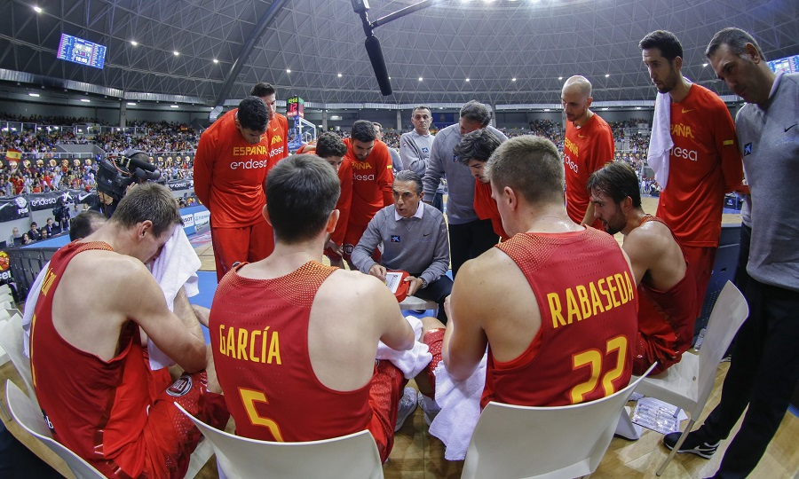 Χωρίς παίκτες Ευρωλίγκας η Ισπανία στα «παράθυρα»