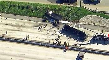 Μακελειό στην Καλιφόρνια: Φορτηγό «έλιωσε» αυτοκίνητα και μηχανή - Πέντε νεκροί