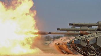 Επίθεση του Ισραήλ με τανκ στη Λωρίδα της Γάζας