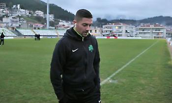 Μουνιέ: «Όταν εγώ είχα προβλήματα ο σύλλογος μου έδωσε το χέρι»