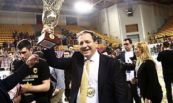 Αγγελόπουλος στον ΣΠΟΡ FM: «Έχουμε μεγάλα όνειρα για την ΑΕΚ. Αυτή είναι η αρχή…»