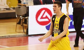 Λαρεντζάκης: «Δεν θα το ξεχάσω ποτέ στη ζωή μου αυτό το Κύπελλο»