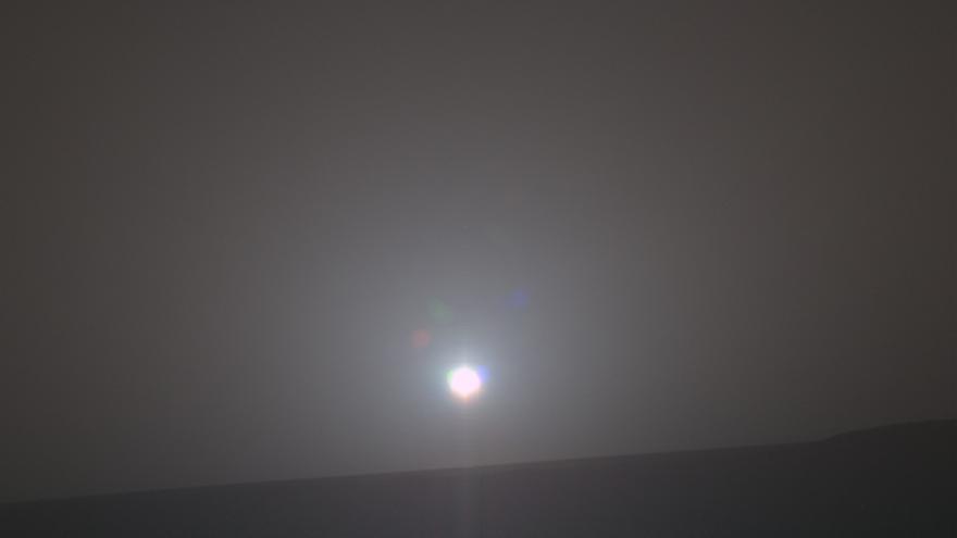 Το «θαύμα» της NASA: Ο Ήλιος από την επιφάνεια του πλανήτη Άρη