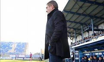Παντελίδης: «Δε μας άξιζε να χάσουμε, αλλά αυτά έχει το ποδόσφαιρο»
