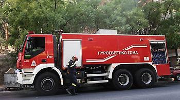 Κρήτη: Αυτοκίνητο σε κίνηση τυλίχθηκε στις φλόγες