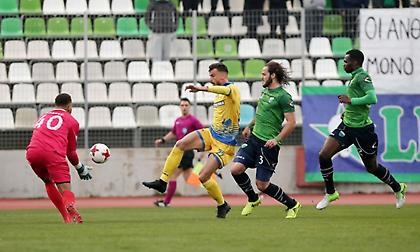 LIVE: Λεβαδειακός-Παναιτωλικός 1-2