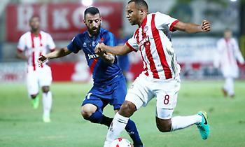 LIVE: Ολυμπιακός-Πανιώνιος 0-0