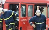 Νεκρό άτομο εντοπίστηκε σε διαμέρισμα στη Νίκαια μετά από πυρκαγιά