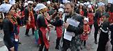 Καλαμάτα: Πυρ και μανία ο Φερεντίνος με καρναβαλιστές -Εφυγε και άφησε στη μέση την παρουσίαση (vid)
