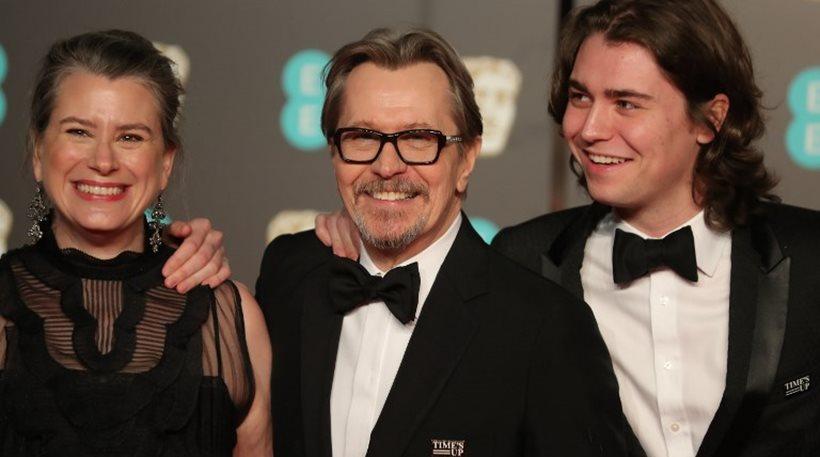 Βραβεία Bafta: Γκάρι Όλντμαν και Φράνσις Μακντόρμαντ καλύτεροι ηθοποιοί