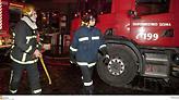 Φωτιά σε πολυκατοικία στο Περιστέρι με έναν νεκρό
