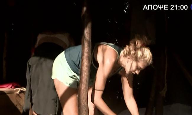 Survivor: Μαλλιά κουβάρια Δαλάκα και Ξένια με την Κωνσταντίνα Σπυροπούλου!
