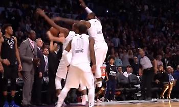 Δεν ξανάγινε: Μια… άμυνα στην κορυφή του Top 10 του All Star Game (video)