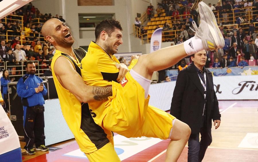 Ξανθόπουλος: «Κλείνει σιγά σιγά η ψαλίδα με Ολυμπιακό και Παναθηναϊκό»