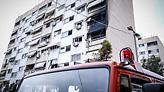 Φώναζε βοήθεια από το μπαλκόνι ο ηλικιωμένος που κάηκε στο Περιστέρι