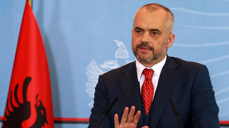 Εντι Ράμα: Αλβανία και Κόσοβο πρέπει να έχουν ίδιο πρόεδρο