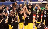 Τα τέσσερα Κύπελλα της ΑΕΚ, οι MVP και σκόρερ όλων των «κιτρινόμαυρων» θριάμβων