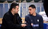 Κόνιαρης στον ΣΠΟΡ FM: «Δεν υπάρχει δικαιολογία στην ήττα»