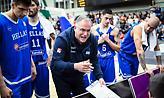 Σκουρτόπουλος: «Δεν κοιτάμε ποιους παίκτες θα μπορούσαμε να έχουμε, αλλά ποιους έχουμε»