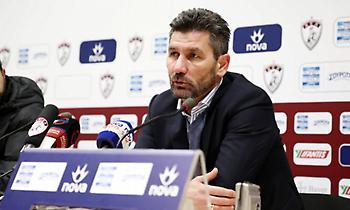 Ουζουνίδης: «Είχαμε άγχος, θα μπορούσαμε να καθαρίσουμε νωρίτερα το ματς»