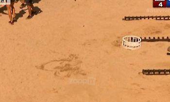 Survivor: Τι έγραψε η Κατερίνα Δαλάκα στην άμμο μετά τη νίκη της