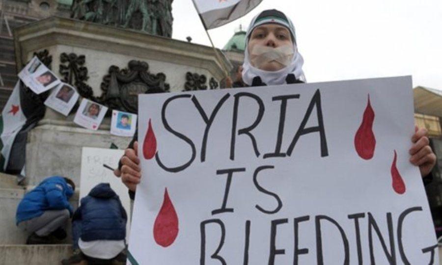 Συρία: Τουλάχιστον 94 νεκροί σε επιδρομές