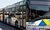 Χωρίς λεωφορεία σήμερα από τις 11:00 έως τις 17:00