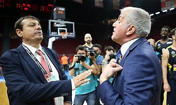 Αταμάν: «Περισσότερες νίκες, αλλά με καλύτερες ομάδες ο Ομπράντοβιτς»