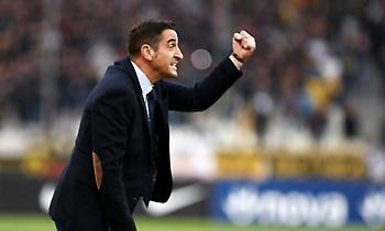 Χιμένεθ στους παίκτες: «Μπράβο, νικήσατε και τον διαιτητή»