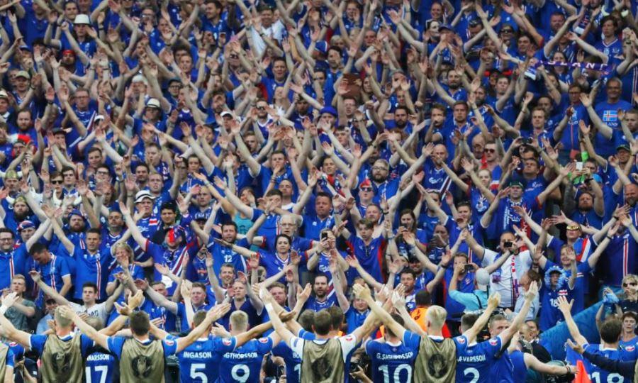 Το 20% του πληθυσμού της Ισλανδίας θέλει να δει το Μουντιάλ