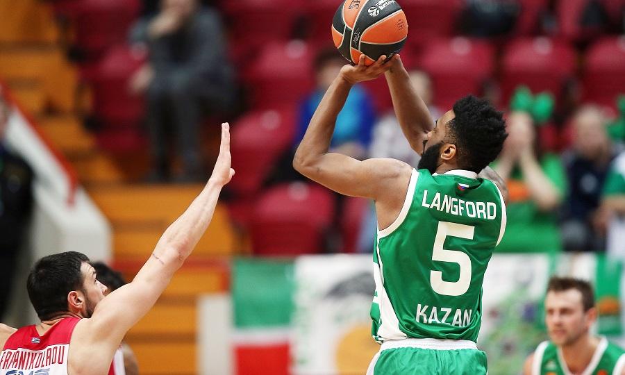 Κιθ Λάνγκφορντ στο Eurohoops: Θα ήταν ιδανικό να παίξω στον Ολυμπιακό!