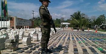 Κολομβία: Οι αρχές κατάσχεσαν δύο τόνους κοκαΐνης